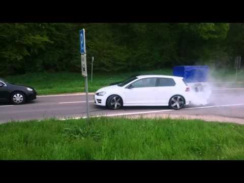 Golf 7 R Turbo tot