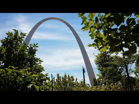 Here's what it's like inside St. Louis' Gateway Arch