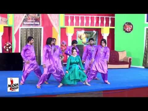 KURTI TANG TE - SEXY NIDA CHOUDHRY - 2017 PAKISTANI MUJRA DANCE