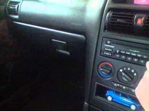 Blaupunkt 520 Wiring Diagram 220v Plug Holden Opel Vauxhall Astra G Stock Sound Youtube