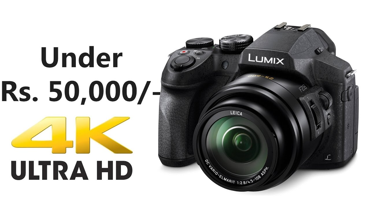 Best 4k Camera For Youtube Under Rs 50000 Hindi Youtube