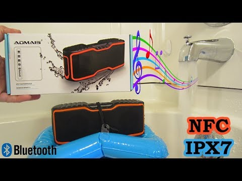 aomais-sport-ii-bluetooth-speaker-sound-test-&-review