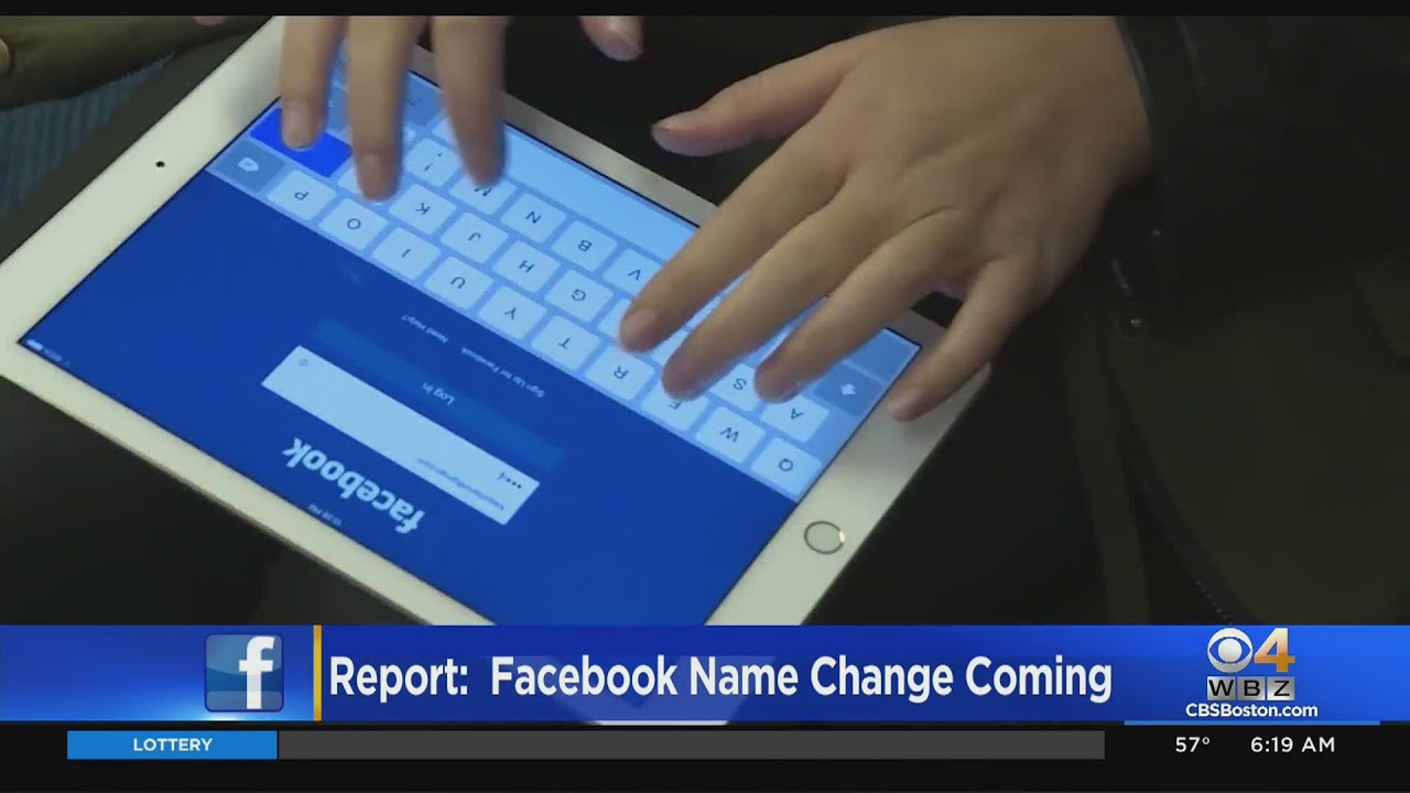 Facebook is planning to change its name, report says - CNN