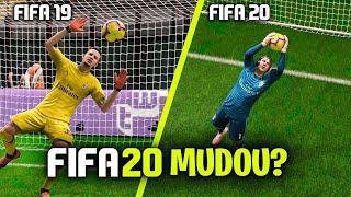FIFA 20 REALMENTE MUDOU? (O que eu achei do jogo)