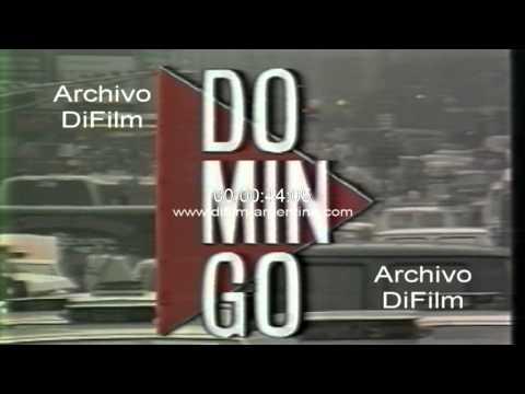 DiFilm - Promo Jornal Da Manchete - Roda Baiana 1988