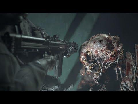 Resident Evil 7 Not a Hero DLC - Final Boss Fight and Ending (4K 60fps)