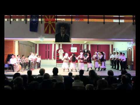 "Folk ensemble "" MEGDAN ""- Bogdanci; Macedonia - Kopacija ( Children group )"
