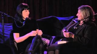 Catherine Mayer @ 5x15 - Living Agelessly