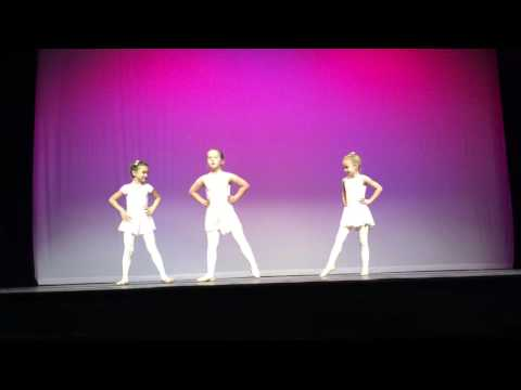 Geary Dance Center Ballet I  Holiday 2015 Rectial
