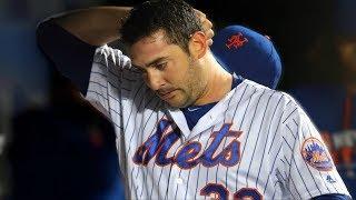 "The Rise and Fall Of Matt Harvey ""The Dark Knight""   MLB 2018"