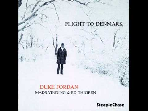 Duke Jordan_Flight To Denmark (1973, SteepleChase)