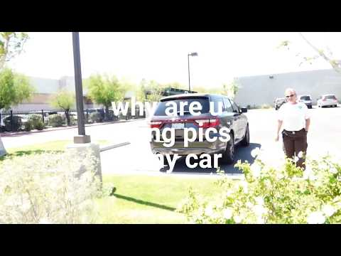 "BUREAU OF LAND MANAGEMENT  ( "" WHY ARE U TAKING PICS OF MY CAR "" ) 1st Amend Audit"