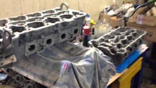 Глубокое ТО двигателя BMW X6M S63 B44