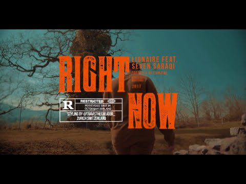 LIONAIRE - Right Now (feat. Seven Saraqi)