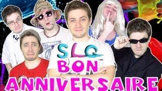 Bon Anniversaire 2 ans - SLG Hors Série - MATHIEU SOMMET