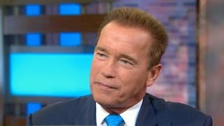 Arnold Schwarzenegger's Trouble With 'I'll Be Back' Line From 'Terminator'