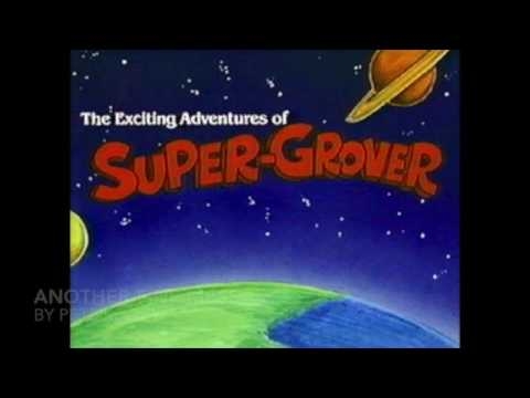 """""""The Exciting Adventures of Super Grover"""" Soundtrack!"""