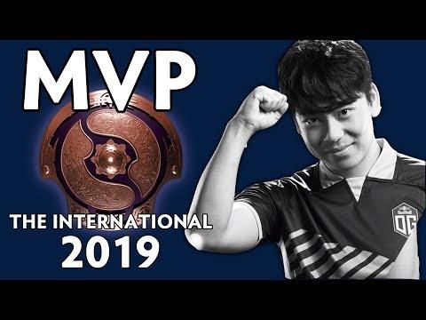 MVP Of The International 2019 — OG.Ana