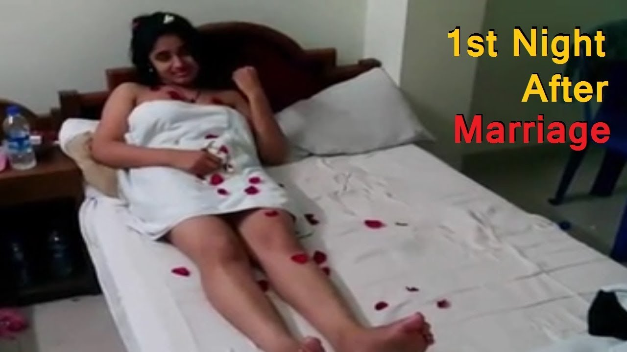 How Indian Spent 1st Night After Marriage (Suhagrat) - YouTube