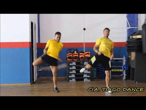 Papum - Kevinho COREOGRAFIA ADAPTADA CIA TIAGO DANCE