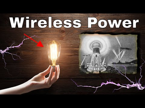 Making Wireless Energy