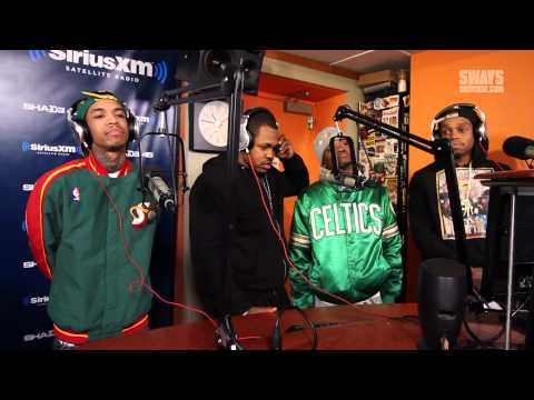 Young Jeezy CTE Affiliated Rappers, Dough Boyz Cash Out, Get in the Game on Sway in the Morning
