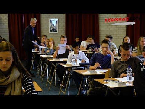 Examens in beeld #7 | natuurkunde vmbo | Wartburg College Revius, Rotterdam