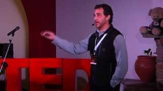 Montañas sagradas- historias de vida, una vida para la historia: Christian Vitry at TEDxTucuman 2013