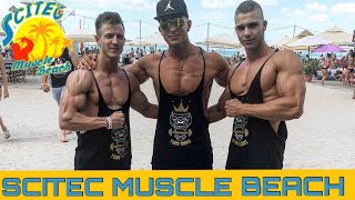 SCITEC MUSCLE BEACH 2018