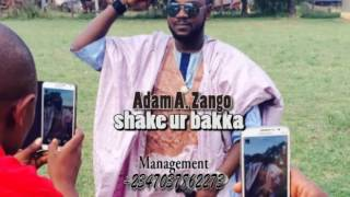 Adam A. Zango - Shake ur Baka (Official Audio)