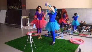 Шоу мыльных пузырей на детский праздник в Оренбурге