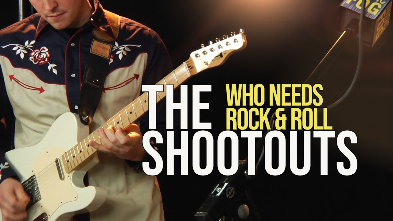 The Shootouts - Official Videos