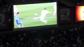 Italia - Slovakia - Goal Quagliarella.MOV
