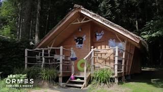LES ORMES - Les Camping'huttes