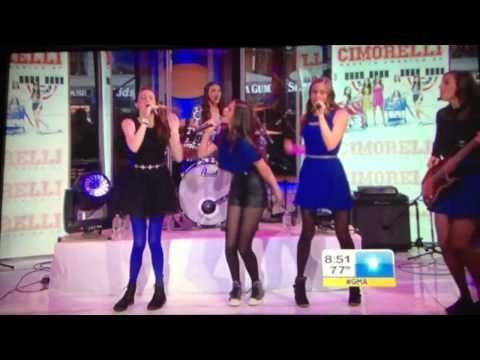 Cimorelli - Made In America live on Good Morning America