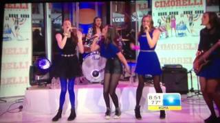 Repeat youtube video Cimorelli - Made In America live on Good Morning America