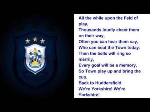 Huddersfield Town Chants!