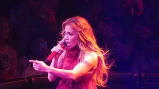 Jennifer Lopez sings Selena Si Una Vez live in Houston Texas 2019