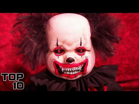 Top 10 Most Disturbing Childrens Toys