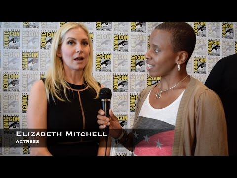 60 Seconds with Elizabeth Mitchell