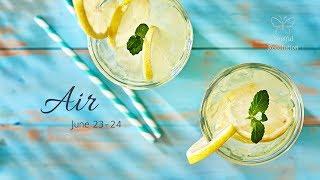 Something's different about you, AIR Sign June 23-24 Gemini Libra Aquarius