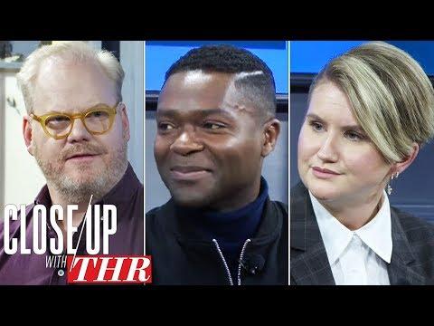Live Actors Roundtable: Jim Gaffigan, Jillian Bell, David Oyelowo, Zawe Ashton | Close Up