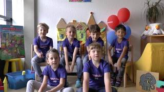 Welchen Beruf erklären die Kinder? Teil 2