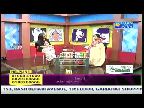 GLAMOUR WORLD CTVN Programme on APRIL 02, 2018 At 2.30 pm