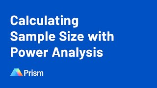 Calculating Sample Size wİth Power Analysis