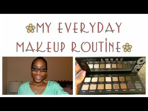 ❀My Everyday Makeup Routine❀