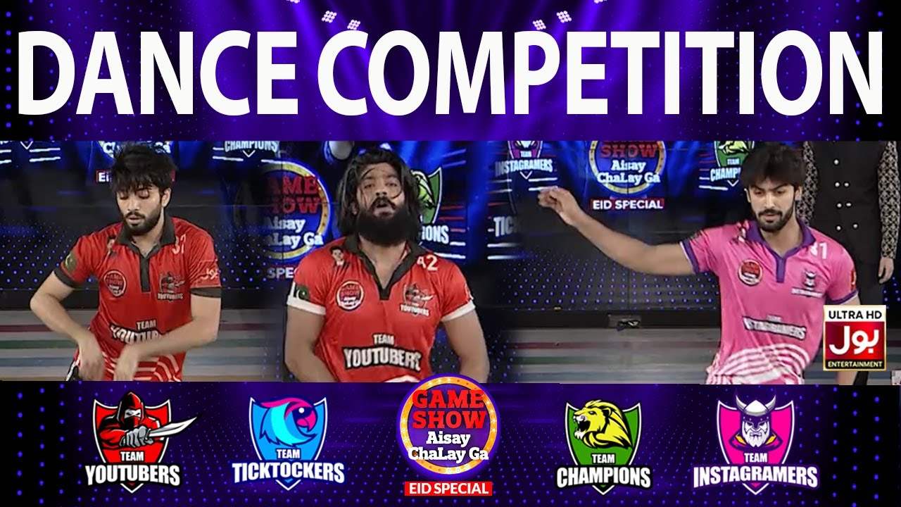 Download Dance Competition In Game Show Aisay Chalay Ga Season 6 Eid Special | Grand Finale | Eid Day 3