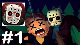 Friday the 13th Killer Puzzle - No Blood Mode Gameplay Walkthrough Part 1 - Crystal Lake Memories