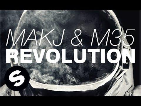 MAKJ & M35 - Revolution (Original Mix)