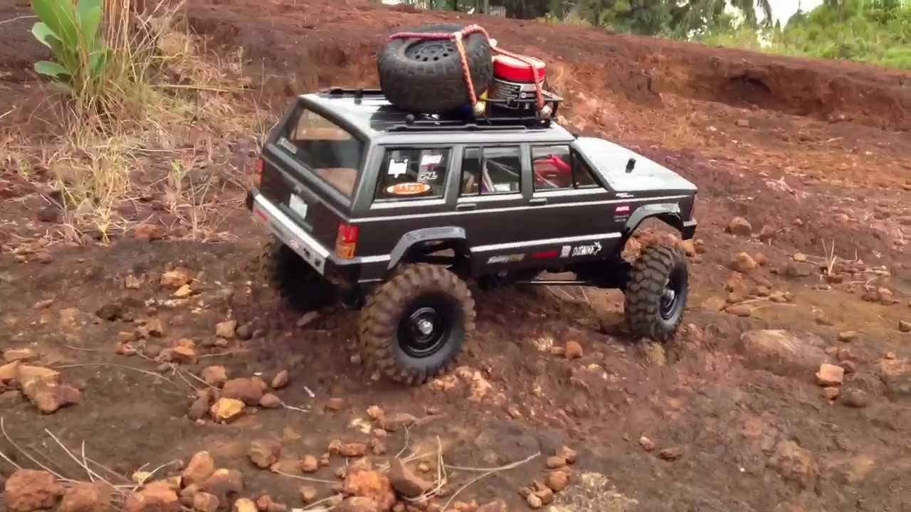 Scale Adventure Hpi King Crawler Proline Cherokee Body